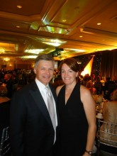 Kevin Parker & Anne Parker, 2012 EOY Greater Washington Winner