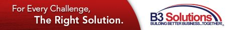b3 Solutions BANNER AD