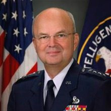 General (Ret.) Michael Hayden, Retired United States Air Force four-star general and former Director of the National Security Agency, Principal Deputy Director of National Intelligence, and Director of the Central Intelligence Agency