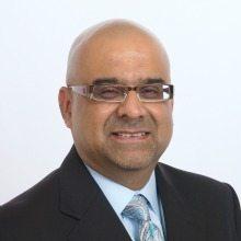 Deepak Hathiramani, CEO of Vistronix