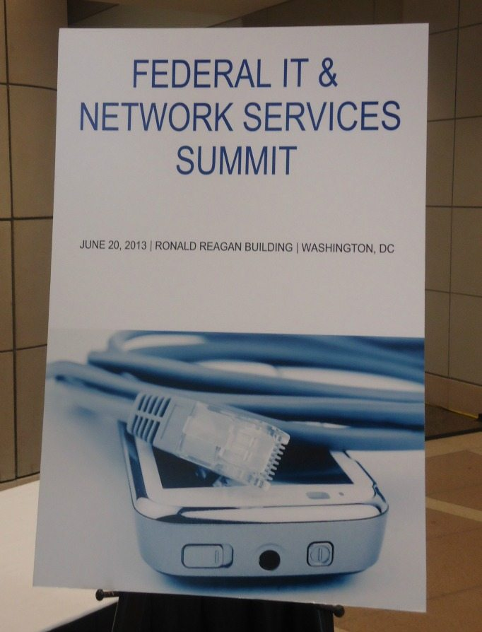 The Federal IT & Network Services Summit was held on June 20th