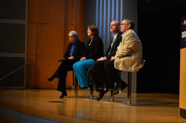2013federalforum-four-speakers