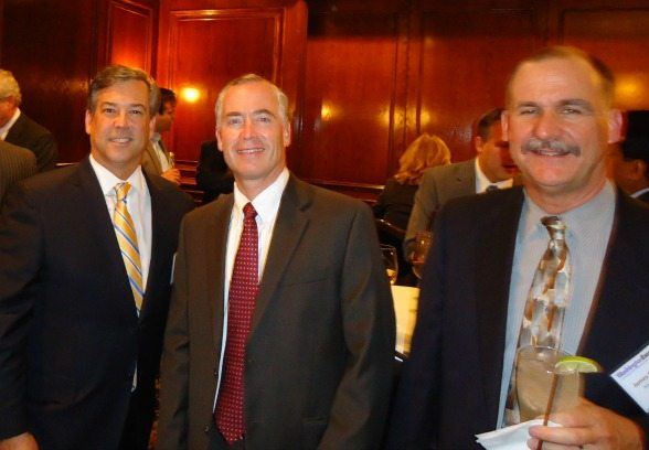 Craig Reed (Engility), Tim Gillespie (Engility), James Scampavia (AMERICAN SYSTEMS)