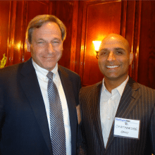 Mark Cohn (Unisys Federal Systems) and B. Chatterjee (CNSI)