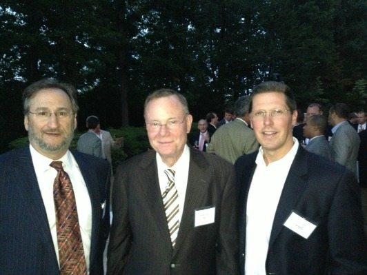 Larry Rosenfeld, Russell Smith, Gary Slack