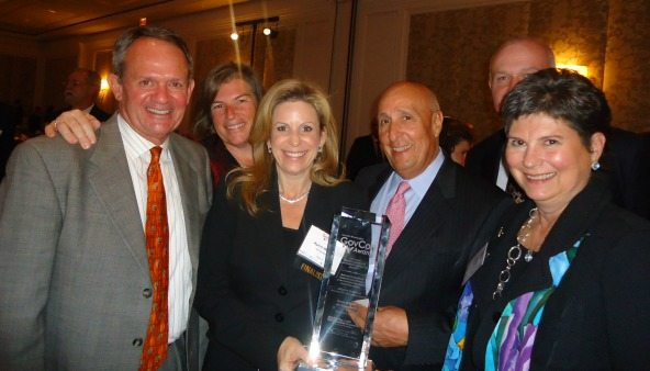 Holton (Skip) Shipman (ASI Board of Directors), Janet Clement (ASI Government), Kymm McCabe (ASI Government), Renato (Renny) DiPentima (ASI Board of Directors), Francis Rose (Federal News Radio), Anne Reed (ASI Board of Directors)