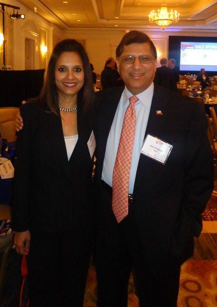 Meena Krishnan (INDUS Corporation), Shiv Krishnan (INDUS Corporation)