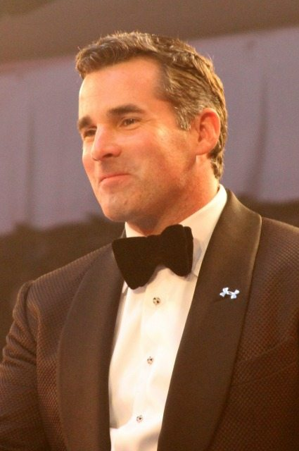Kevin A. Plank is an American CEO and founder of Under Armour, Inc.