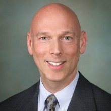 Mike Leff, Vice President Civilian for AT&T Government Solutions
