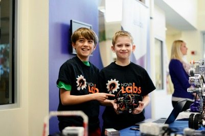 NovaLabs, Exhibitor at the Inaugural STEM Symposium