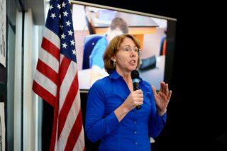 Dr. Sandy Magnus, STEM Symposium speaker