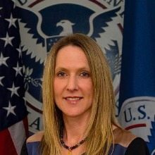 Ann Barron-DiCamillo, Director of the United States Computer Emergency Readiness Team (US-CERT), Assistant Deputy Director, National Cybersecurity and Communications Integration Center (NCCIC)