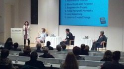 """Do More Than Give: How Donors Maximize Philanthropic Impact"" was held April 3 in McLean, Va."