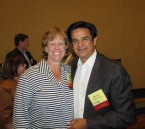 Bajinder Paul (Federal Trade Commission), Jackie Everett (HP)