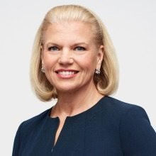 Ginni Rometty, Chairman, President and Chief Executive Officer, IBM