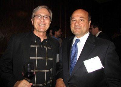 Sal Fazzolari (CRGT) and Joe Martore (CALIBRE)