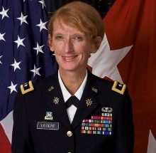 Lt. Gen. Mary Legere, Deputy Chief of Staff for Intelligence, U.S. Army