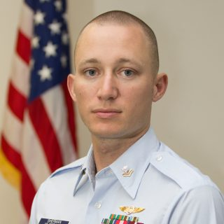 IS2 Tyler Sherman, Intelligence Specialist, U.S. Coast Guard
