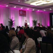Women's Center Board President Sally Turner