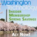 Washington Technology SpringSavings TILE AD