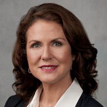 Angela Messer, Executive Vice President, Booz Allen's Strategic Innovation Group Predictive Intelligence Business