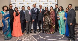 Attendees of the 2015 Annual Fundraising Gala, held Oct. 3, 2015