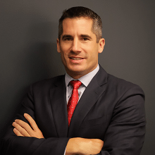 Everett Johnson, founder and CEO of E3 Federal Solutions