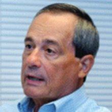 Paul Lombardi, photo taken from Washington Technology