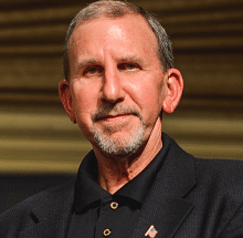 Dr. Ron Ross, fellow at the National Institute of Standards and Technology