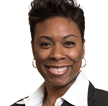 Tanaia Parker, President and CEO of T. White Parker