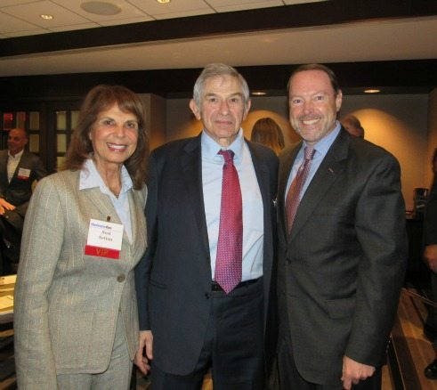 Sosi Setian, Paul Wolfowitz, John Hillen