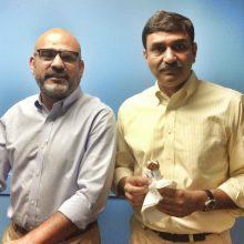Imran Akram and Raza Latif, NuAxis