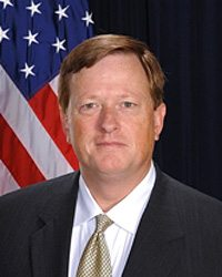 Luke McCormack, DHS's chief information officer