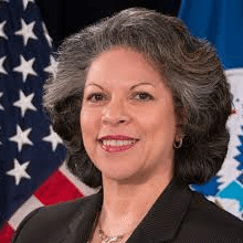 Soraya Correa, the DHS chief procurement officer