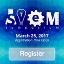 Advertisement for the STEM Symposium 2017 - A Free STEM Event - Register Today at www.StemSymposium.com