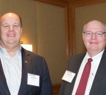 Sid Fuchs, MacB; Ed Swallow, Aerospace Corporation