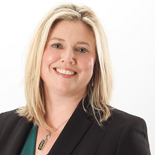 Alison Moye, Vice President of Consulting Services for Savan Group