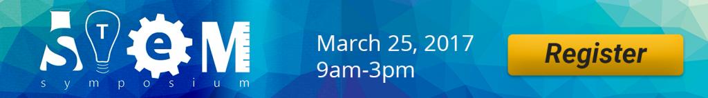 STEM Symposium 2017 - Register Today