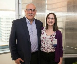 Stu Shea and Lisa Shea Mundt, AOC Key Solutions