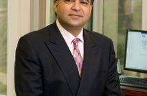 Romil Bahl, president of IoT and analytics for DMI