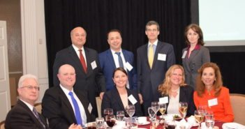 The CALIBRE team at the 15th Annual GovCon Awards on Nov. 1