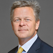 Jerry Hogge, senior vice president within the Leidos Health Solutions Group