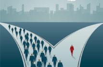 career navigating, choosing fork in the road