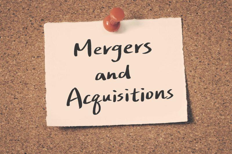 M&A merger