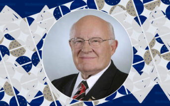 CACI's Jack London Honored with Naval Academy Distinguished Graduate Award
