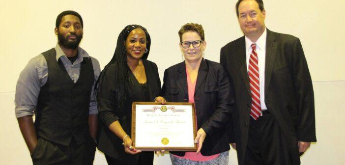 Peraton Receives Industrial Security Achievement Award