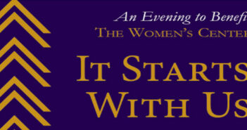 Save the Date: Women's Center Gala, Oct. 12