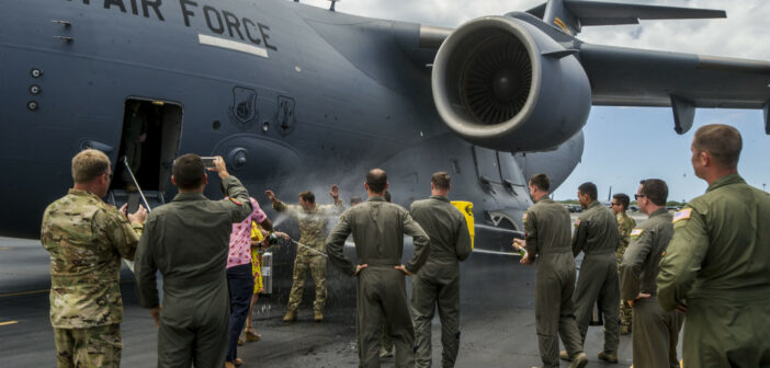 ASRC Lands Air Force Contract