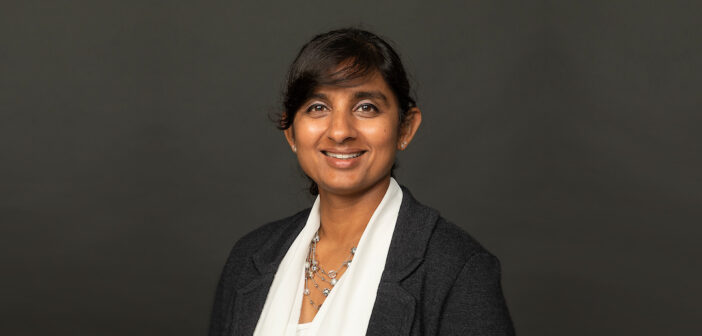Meet the Pinnacle Awards Finalists: 12 Questions for SAIC's Chitra Sivanandam