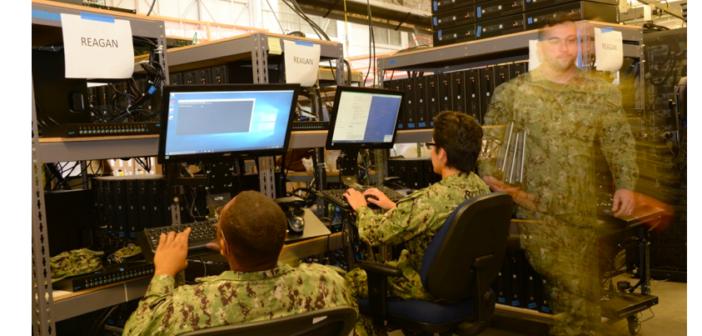VT Group Wins Spot on Navy C4ISR Modernization Deal